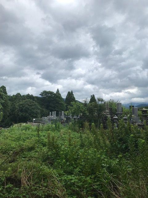 湯前墓地20190806-2