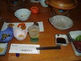 20090812市房5夕食