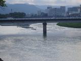 20090814人吉城22球磨川橋