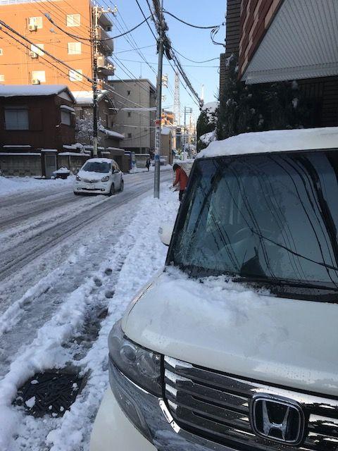 雪の日20180123