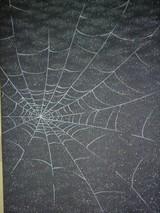 くもの巣の帯