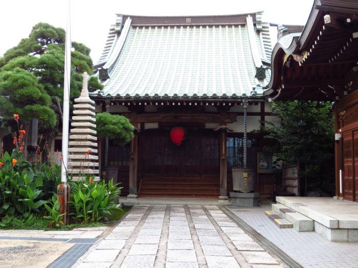 圓成寺その1(葛飾区西新小岩) ...