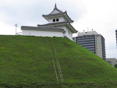 宇都宮城(下野国) : 好奇心いっぱいこころ旅