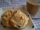 芋豆クッキー