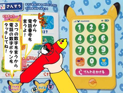 モニター【ポケモン大百科】12