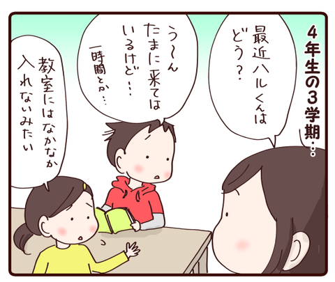 ハルくんとのこと②