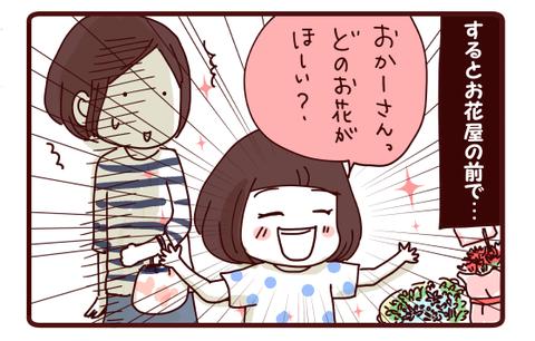 母の日は…2
