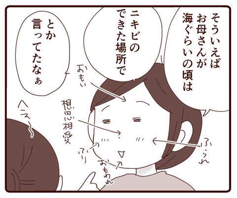 ニキビ①2
