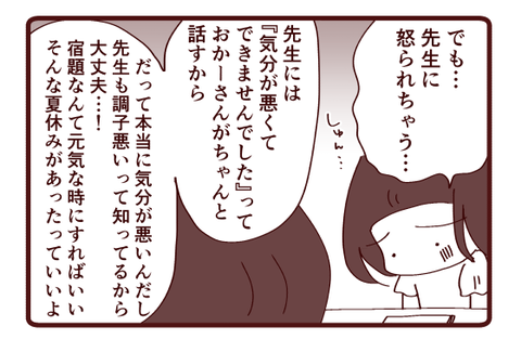 8月の海☆海の変容①3