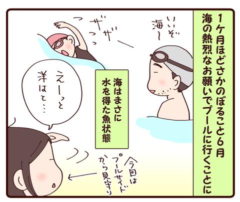 今年の水泳大会①~プロローグ~