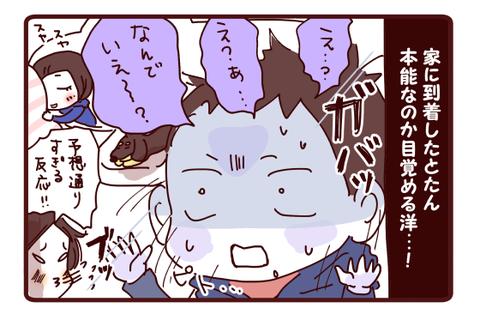 反応がちょっぴり大人…☆キャンプ話3