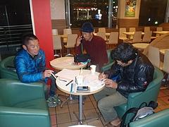 Dec 17-19, 2010 チームトレーニングと関西MTB合宿