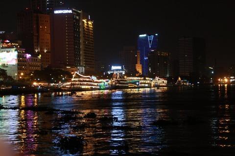 サイゴン川ディナークルーズ (3)