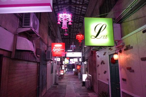 十和田の夜は静かにふけていく