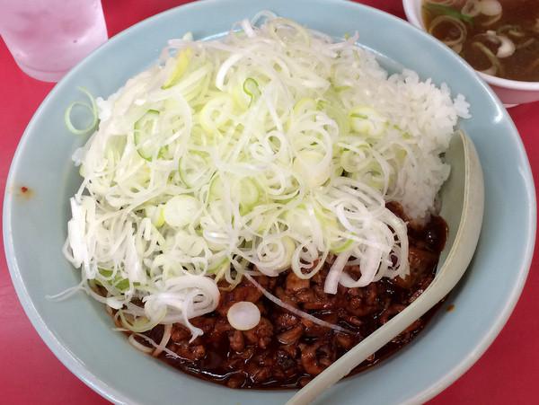 東京都江東区亀戸(菜苑)の純レバ丼