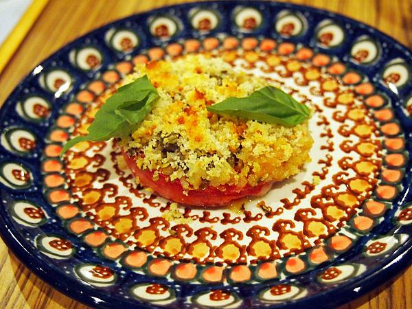 ロットチェント・濃縮トマトのオーブン焼き