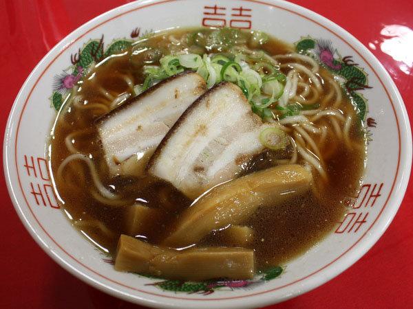 長尾中華そば・あっこく麺