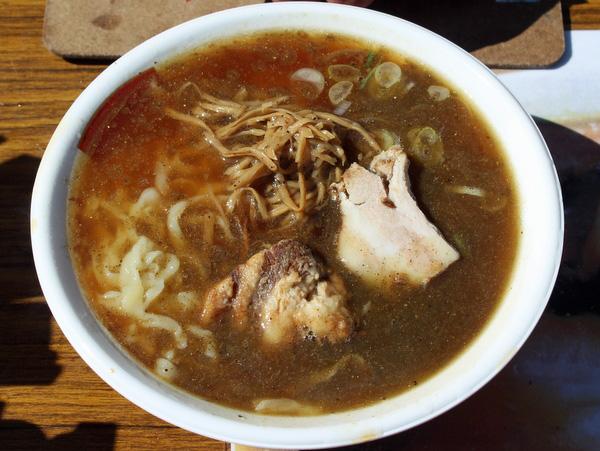麺や七彩(幸手宿うまいもんまつり)