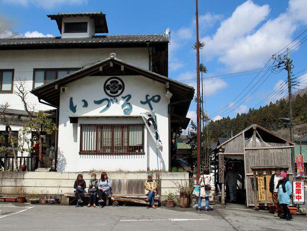 栃木市・いづるや(行列は当たり前)