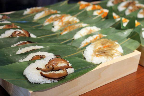 しゃりん 笹寿司100円