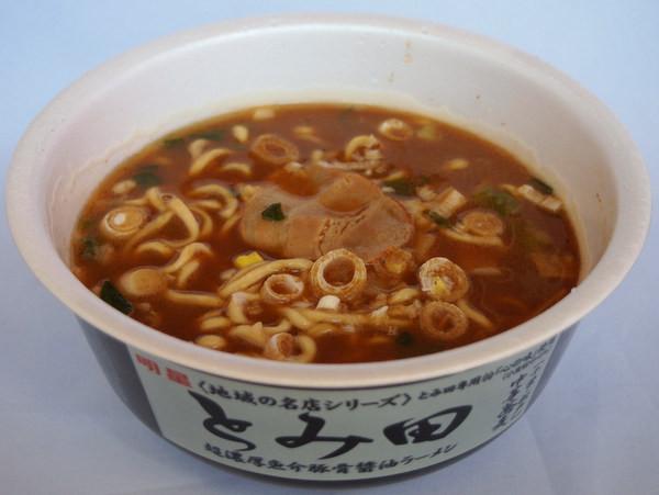 セブンプレミアム・中華蕎麦とみ田2012 (5)