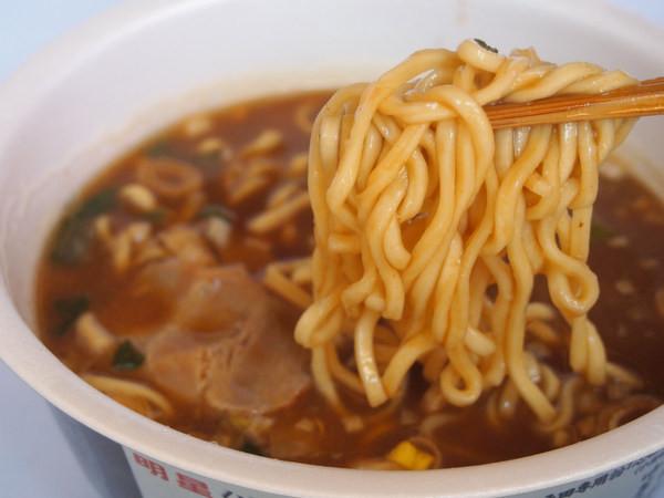 セブンプレミアム・中華蕎麦とみ田2012 (6)