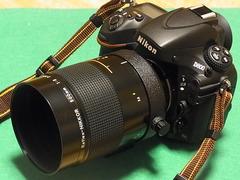 D800 + 500mmF8