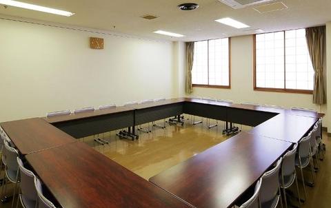 文化会館の会議室2
