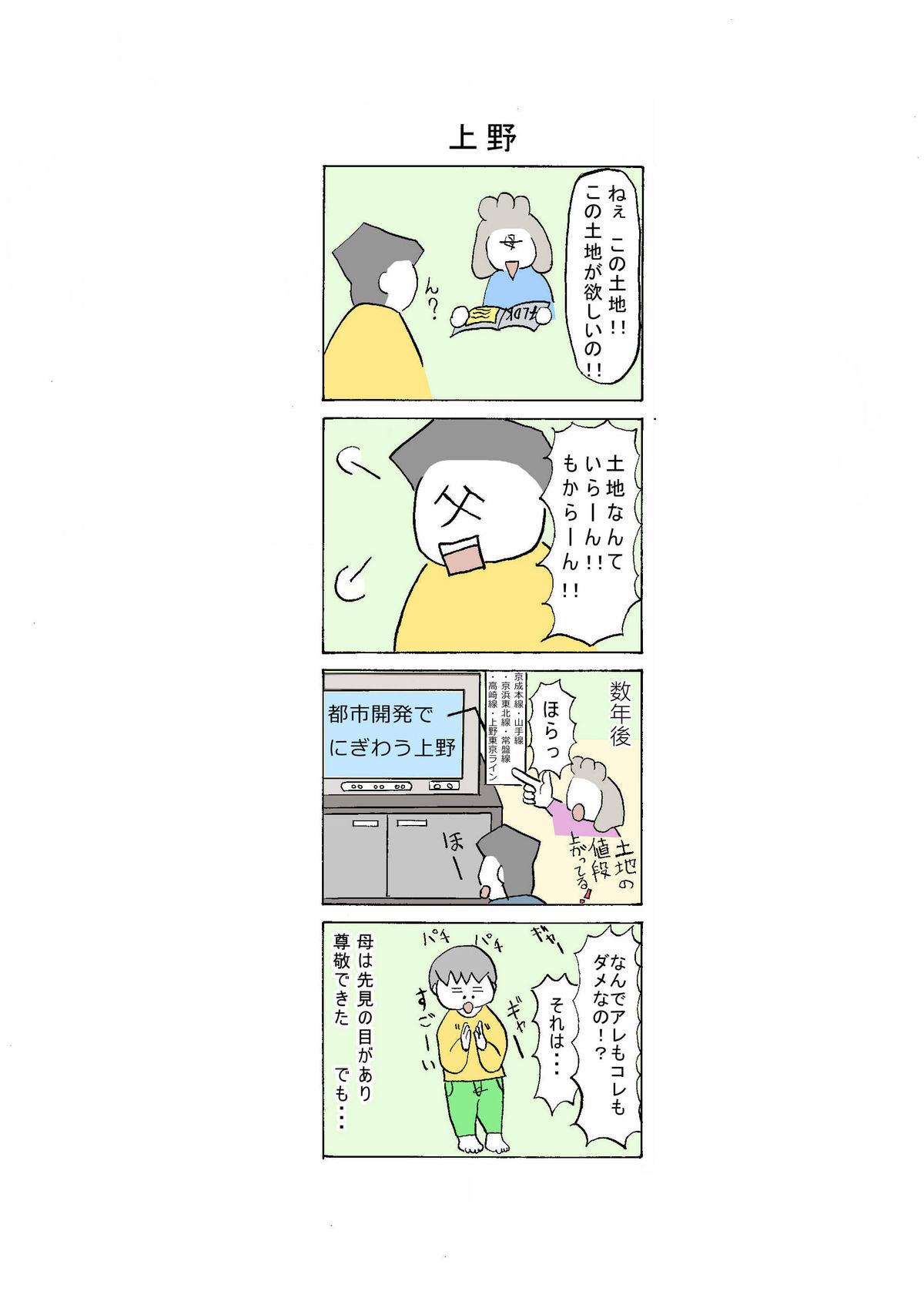 35話 上野