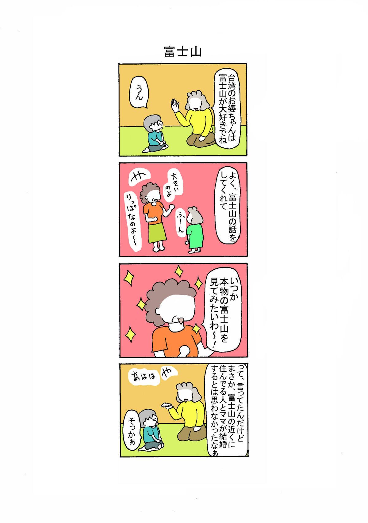102話 富士山