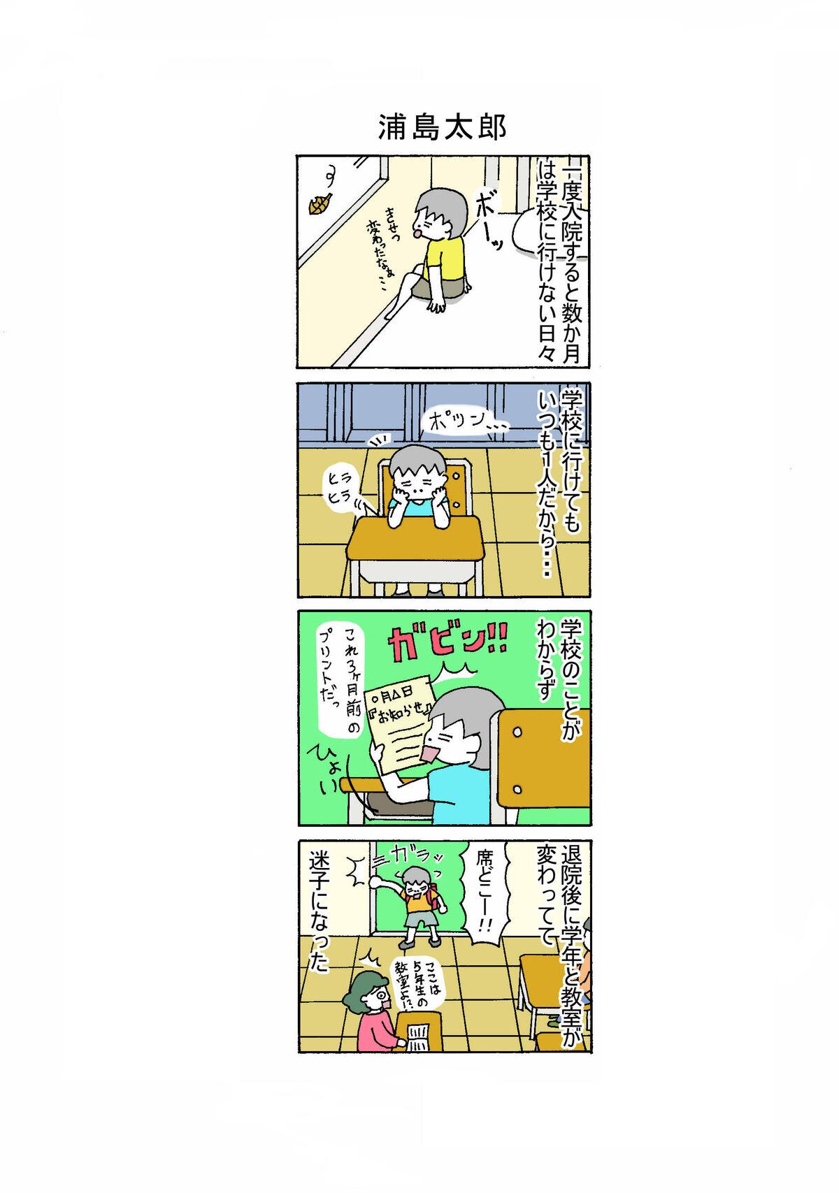 131話 浦島太郎