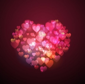 valentine-hearts-shaped-vector-background_53-19896