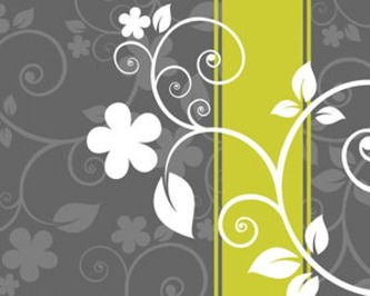 flower-vector---template