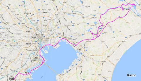 20170226成田山ハイエースドライブNo2