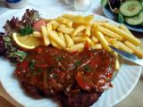 ドイツ食事