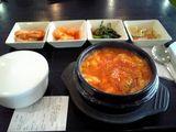 韓国昼食仁川空港フードコート