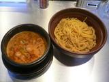 極濃海老つけ麺 ¥750