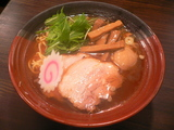ラーメン ¥740+味玉 ¥100