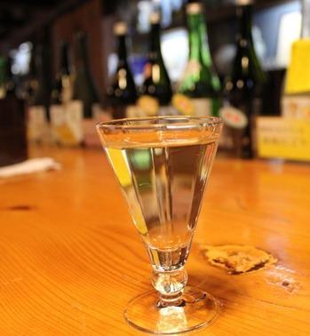大和川酒造利き酒