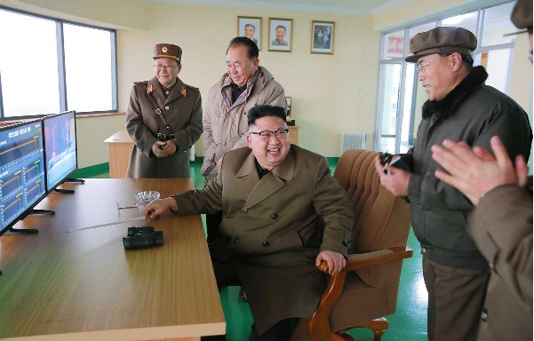 北朝鮮ミサイル成功