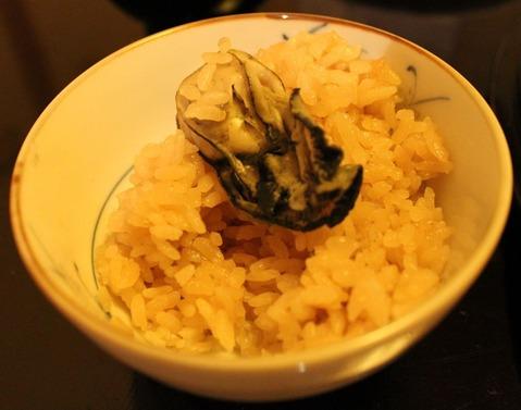 松島牡蠣ご飯