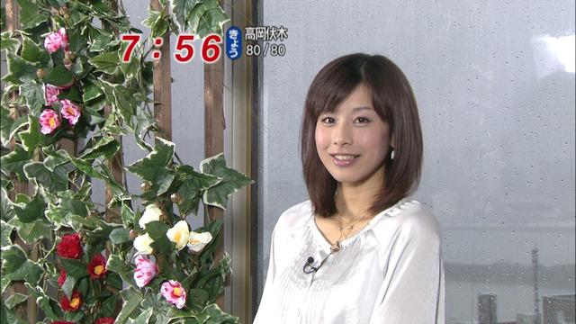 加藤綾子(カトパン) (2)