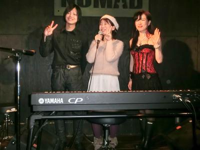 浅羽由紀presents「Four-leaf clover♪〜2015年全部笑ってはじめよう」