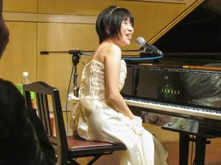 浅羽由紀バースデーコンサート @ 中目黒GTプラザホール