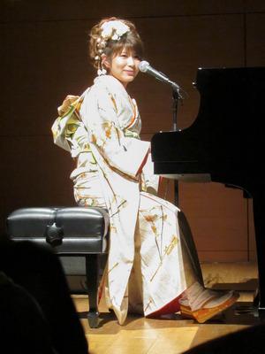 piano rapport #12 〜2015年新春振袖コンサート〜