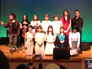 高橋涼子 @ 第2回東京DRAMATIC音楽祭