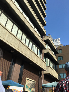 百色シネマ、橋爪もも @ かわしんふれあい広場「ハロウィン 第174回いさご通り街角ミュージック」