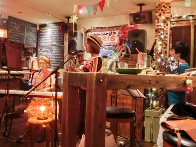 第2回 Pucaファンの集い @ 渋谷kitchen&bar MORIS (2016/06/05)