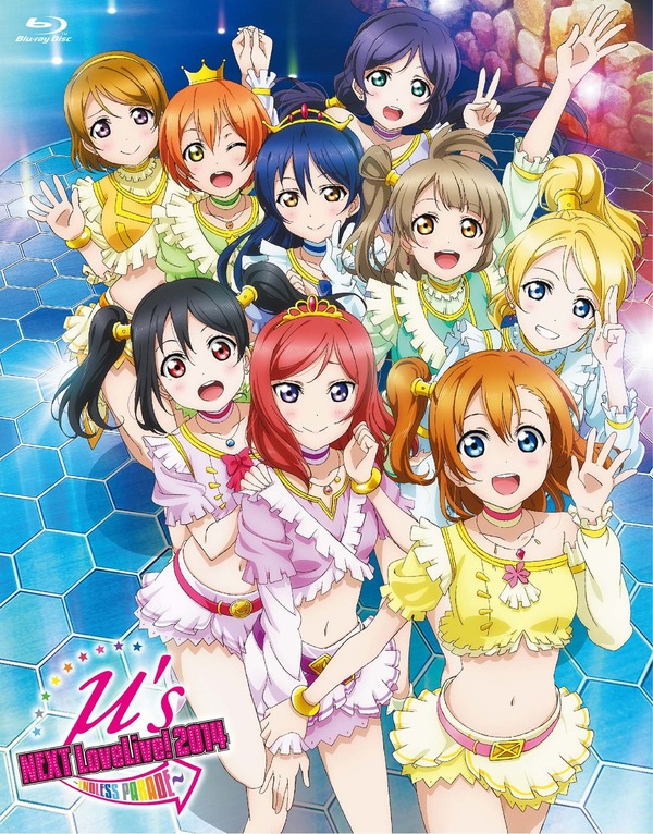 μ's →NEXT LoveLive! 2014~ENDLESS PARADE~