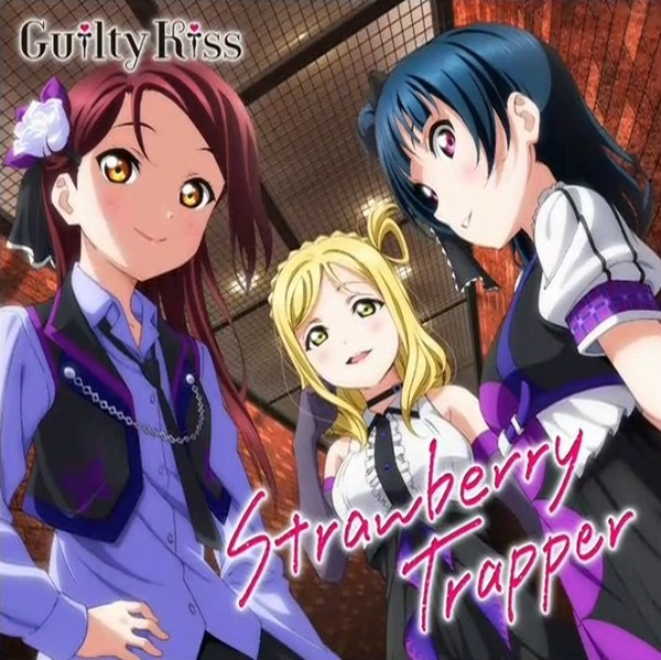 guilty kiss strawberry trapper